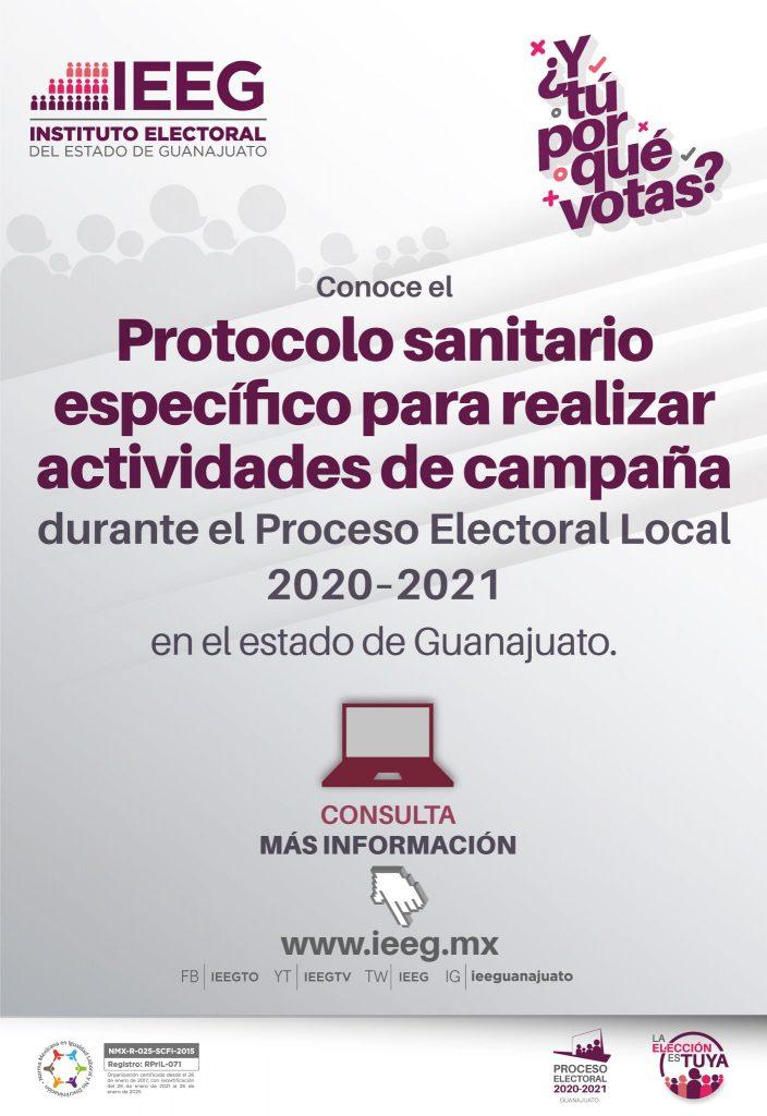 PROTOCOLO CAMPAÑAS