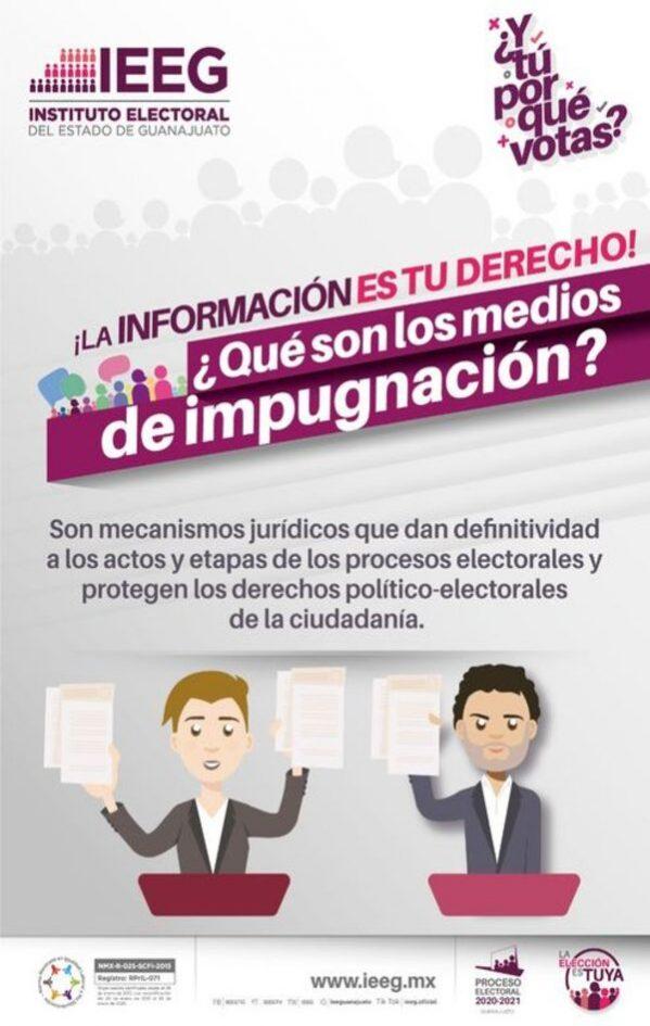 MEDIOS DE IMPUGNACIÓN3